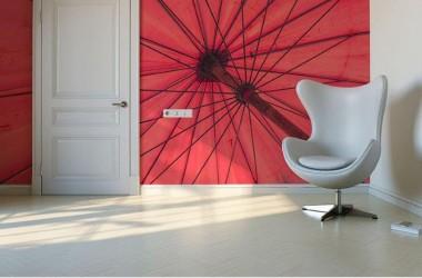 Fototapety na ścianę w modnych kolorach