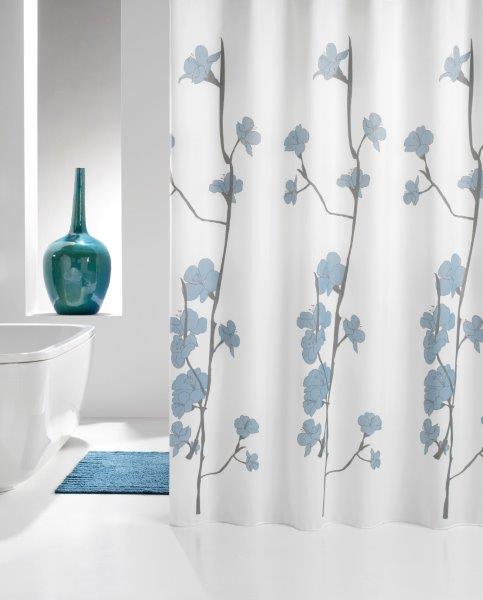 Zasłona prysznicowa Orchid - fot. Sealskin