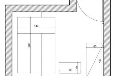 Mały pokój: jak sprytnie ustawić meble