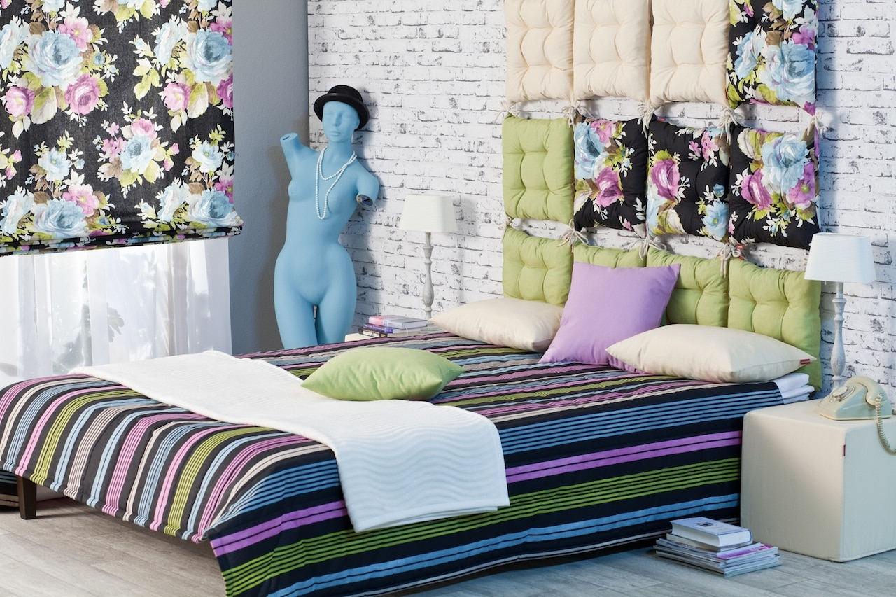 przytulna sypialnia, ładna sypialnia, jak urządzić sypialnię