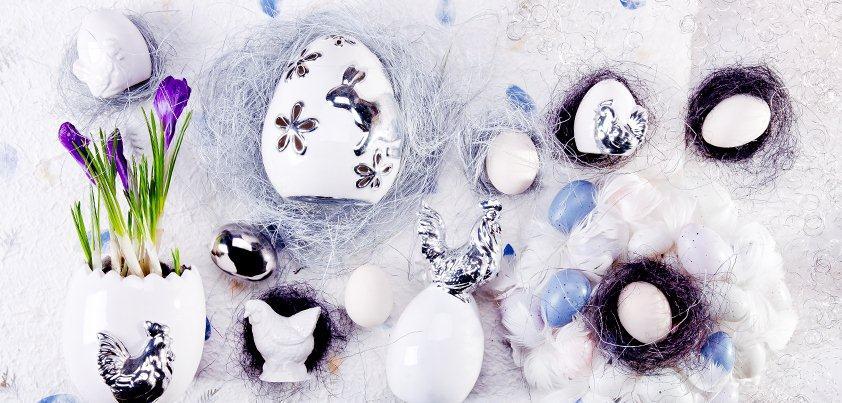 Kolekcja wielkanocna Silver Day; sklep home&you