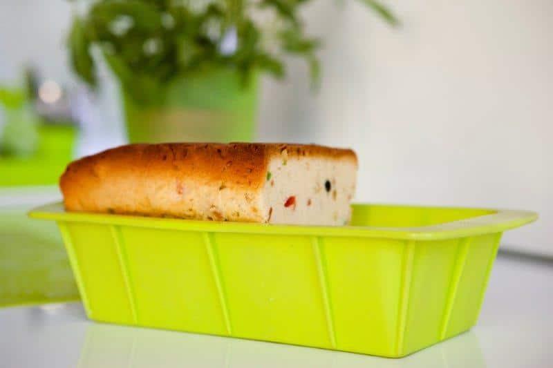 Silikonowa keksówka, 25 x 13,5 cm, Galicja