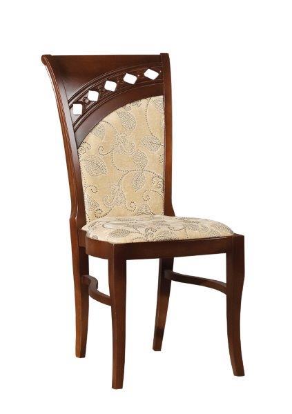 Tkanina w meblach Krzesło Afordyta firmy Mebin