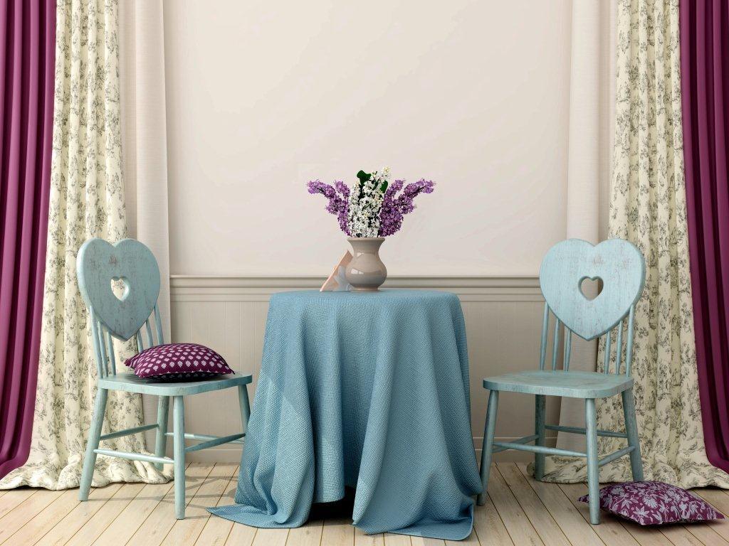 Romantyczny zakątek w pastelowych kolorach - urządzony dodatkami z salonu Empik