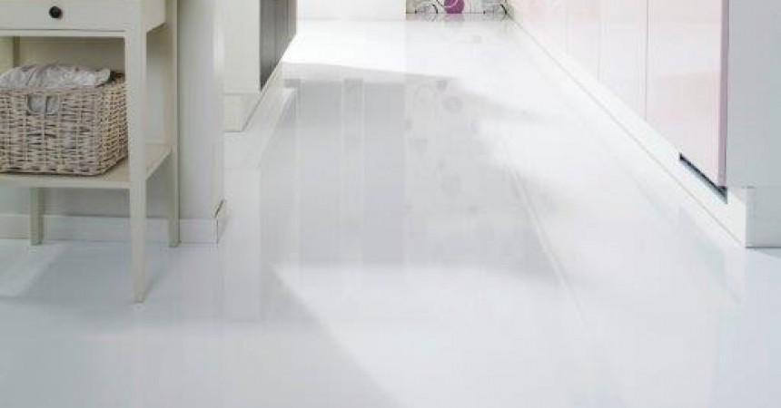 Kolorowe Panele Podłogowe Również Do Kuchni I łazienki Panele