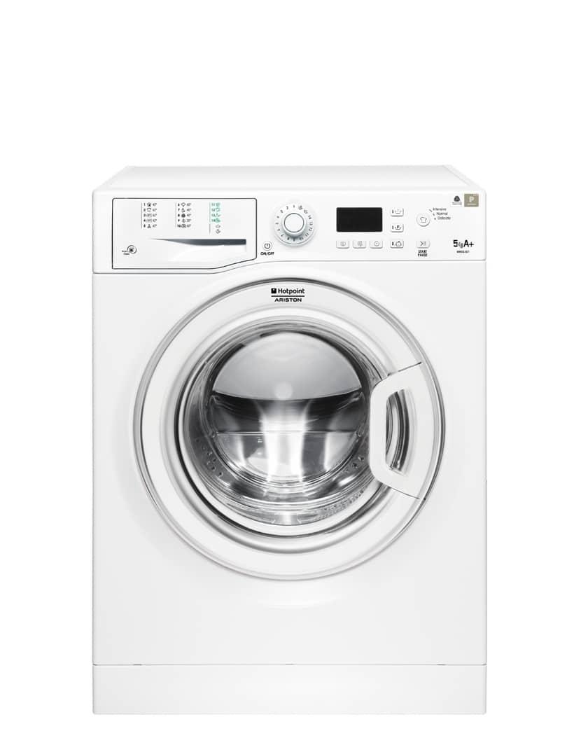 Pralka Hotpoint WMUG 501 EU;  głębokości tylko 34,5 cm, maksymalny wsad 5 kg. Platynowe odznaczenie Woolmark dla prania wełny oraz prania ręcznego umożliwia bezpieczne pranie najdelikatniejszych tkanin. Pralka ma zaawansowane programy, takie jak: odplamianie, program do białych ubrań, program dla ubranek dziecięcych, wełna, delikatne, szybkie pranie 60, bawełna w 20 st., szybkie odświeżanie w 30 minut, dodatkowe płukanie. Klasa energetyczna A+. Cena 1299 zł; www.pl.hotpoint.eu