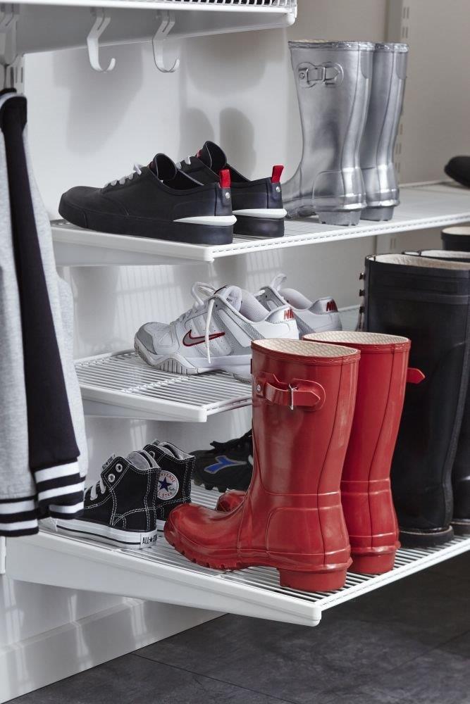 Półki ażurowe na buty - prod. Elfa