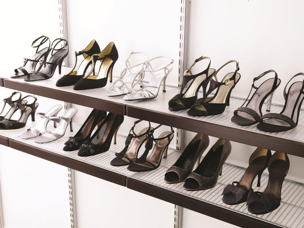 Półki na buty - prod. Elfa