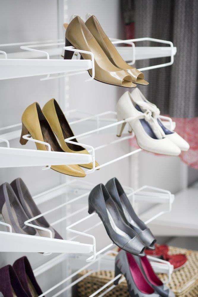 Półki na buty na obcasach - prod. Elfa