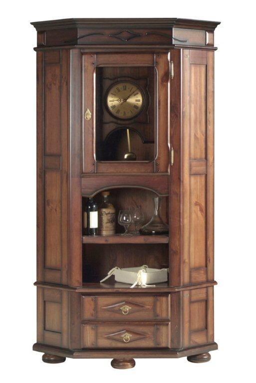 Zegar Arkadia narożny kwarcowy; Mebin