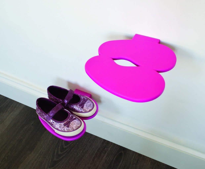 Półki na parę butów; model Footprint J-me; do kupienie fabrykaform.pl