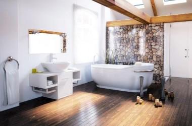Jak szybko i łatwo odświeżyć wygląd łazienki?