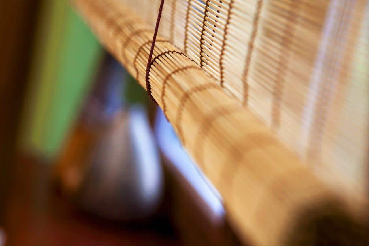 Roleta bambusowa marki Lotari