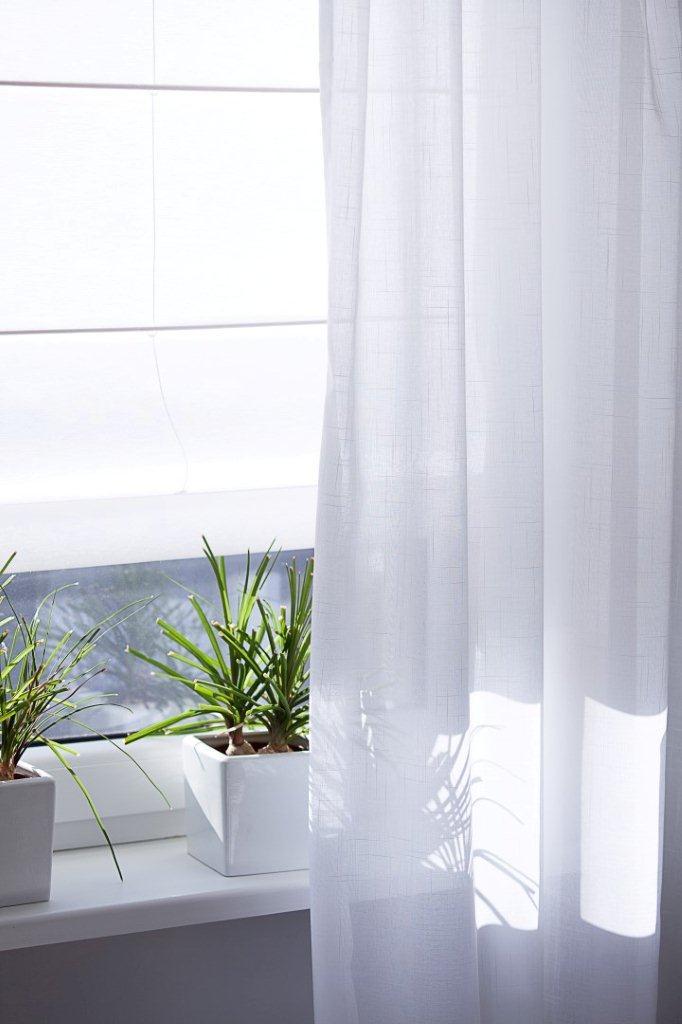 zaslony z tkanin Dekoria