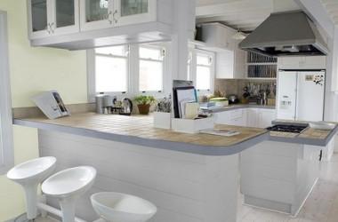 Szary kolor w mieszkaniu – stonowana elegancja
