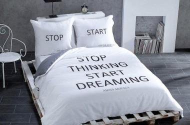 Design w sypialni, czyli ładna pościel
