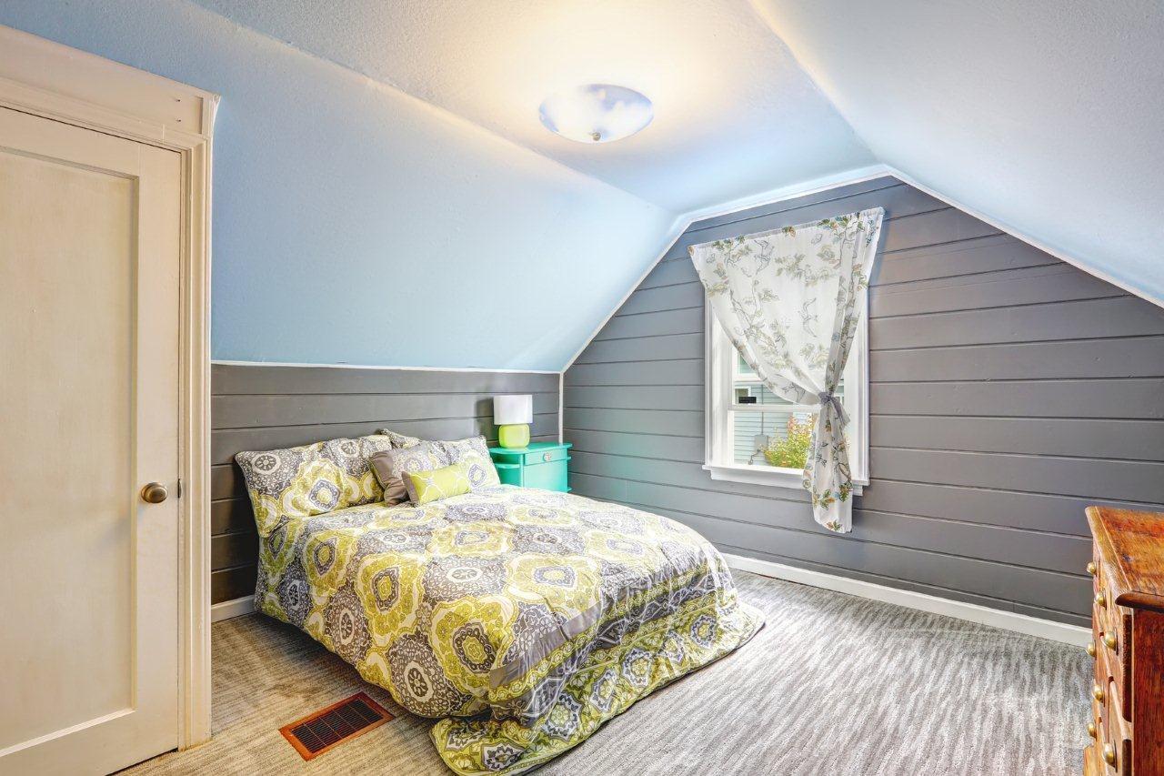 Farba olejna Śnieżka może być stosowana w sypialni