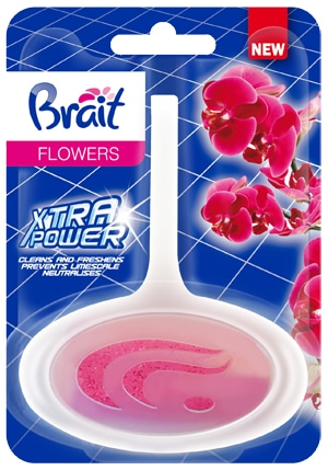 Brait Kostka do WC Flowers