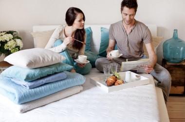 Jak wybrać materac; rodzaje materacy