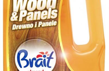 Mycie drewnianej podłogi