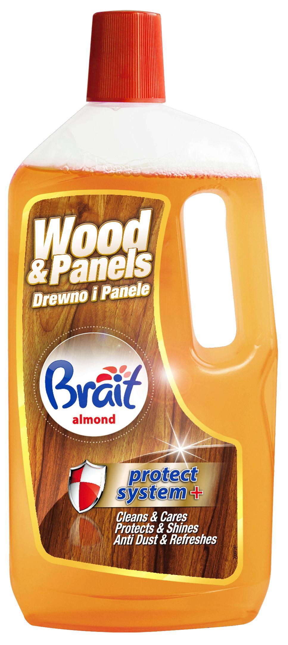 płyn do mycia drewna i paneli