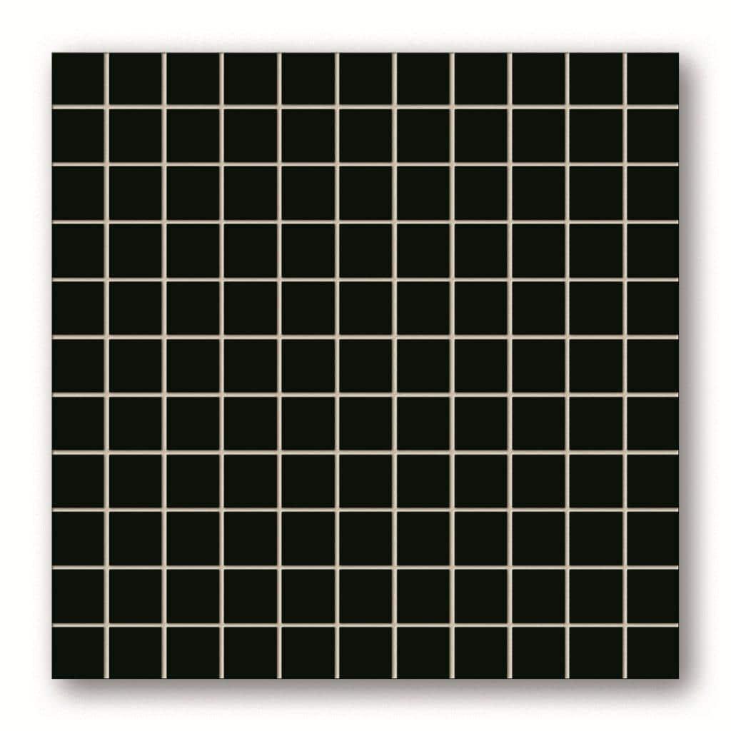 Mozaika ścienna z kolekcji Colour Black&Red Tubądzin