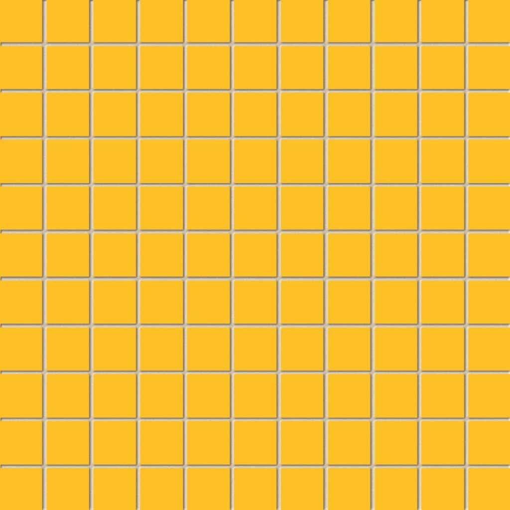 Mozaika z kolekcji Colour Yellow marki Tubądzin