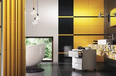 Płytki łazienkowe – co jest modne, najnowsze kolekcje