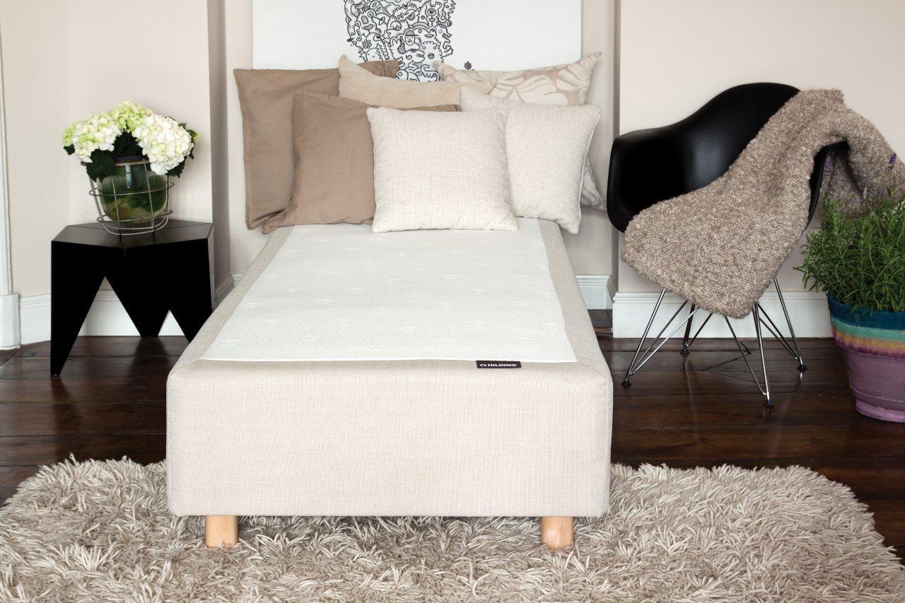 Hilding - łóżko kontynentalne typu box