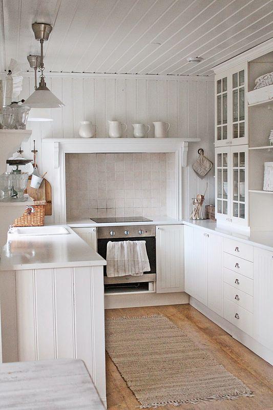 Kuchnia w stylu rustykalnym  Kuchnia -> Kuchnie W Rustykalnym Stylu