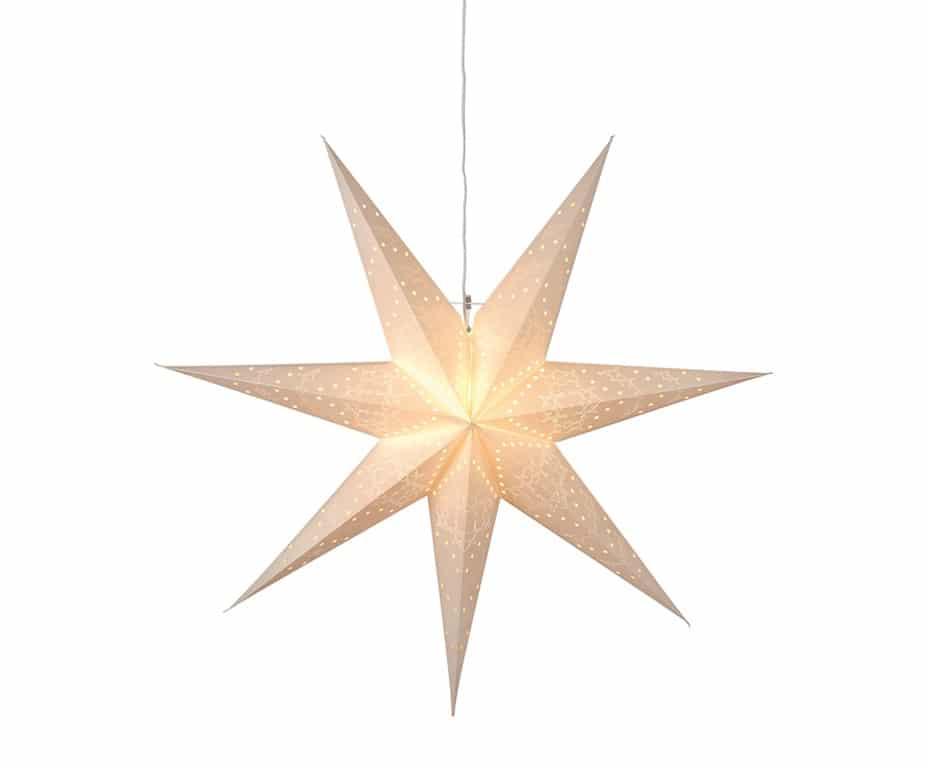 Ozdoba gwiazda z oświetleniem LED  86 zł Westwing,pl