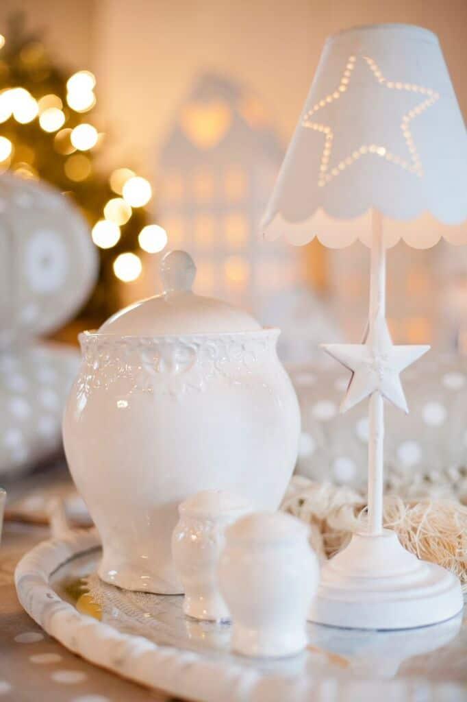 Świąteczna kolekcja porcelany Dot e Doiles; Blanc MariClo