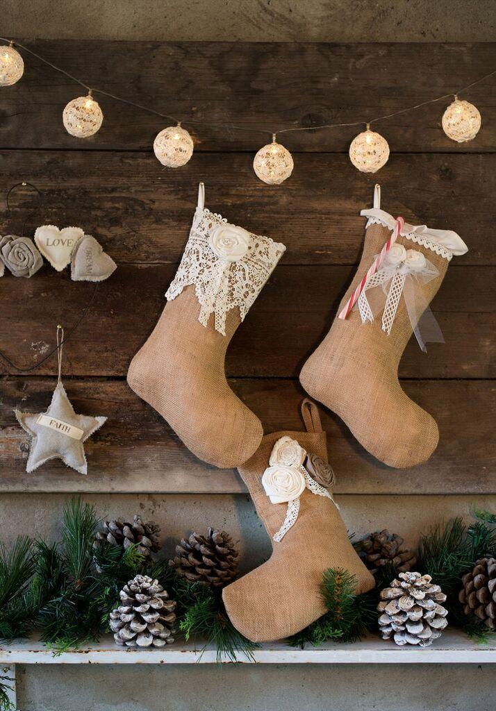 świąteczna dekoracja marki Blanc MariClo
