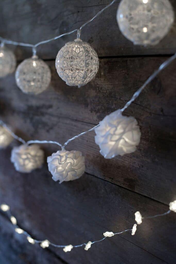 dekoracje świąteczne Blanc MariClo