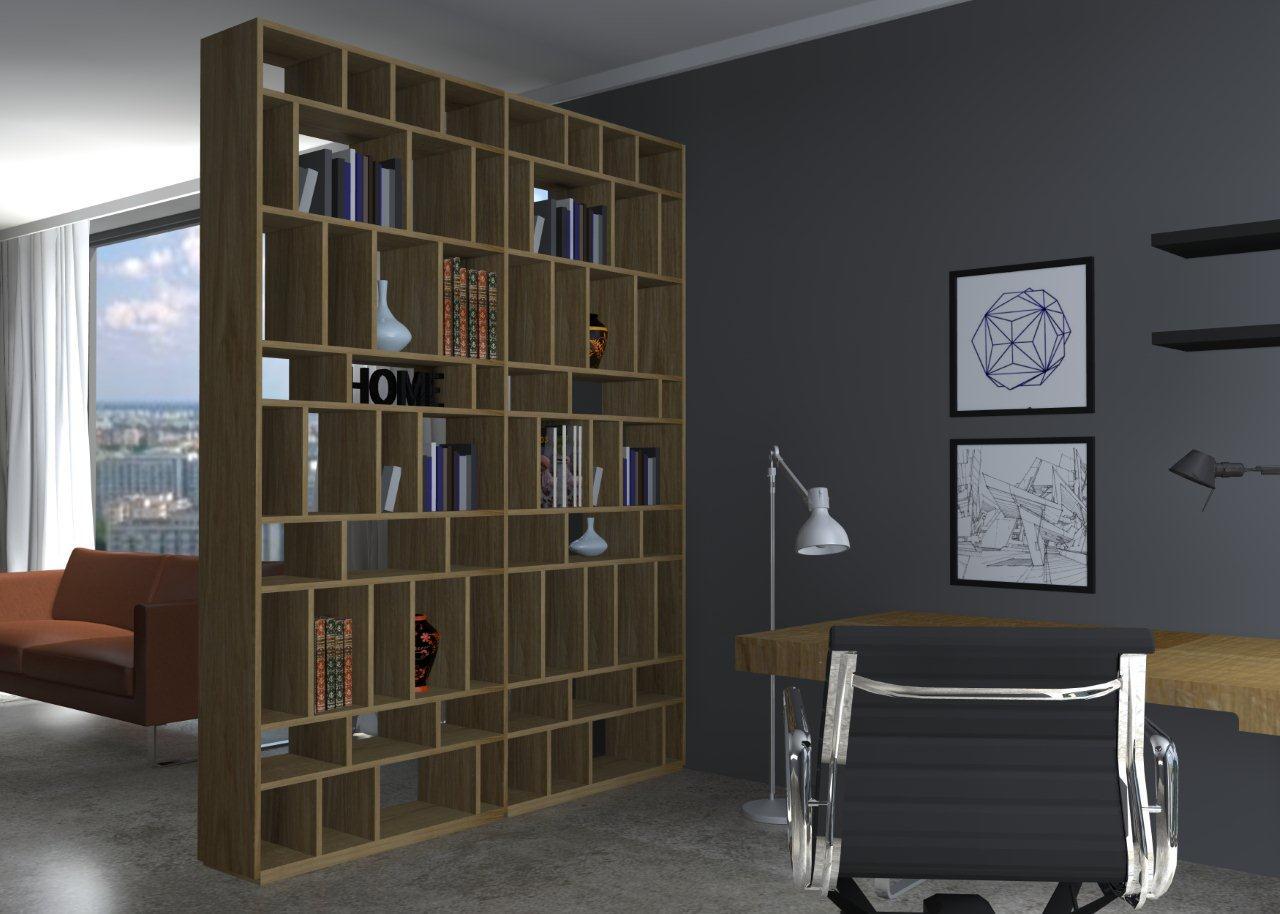 Regał Multishelf Wood Le Pukka