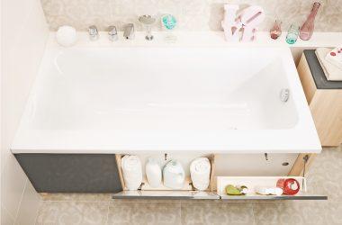 Meble łazienkowe do małej łazienki