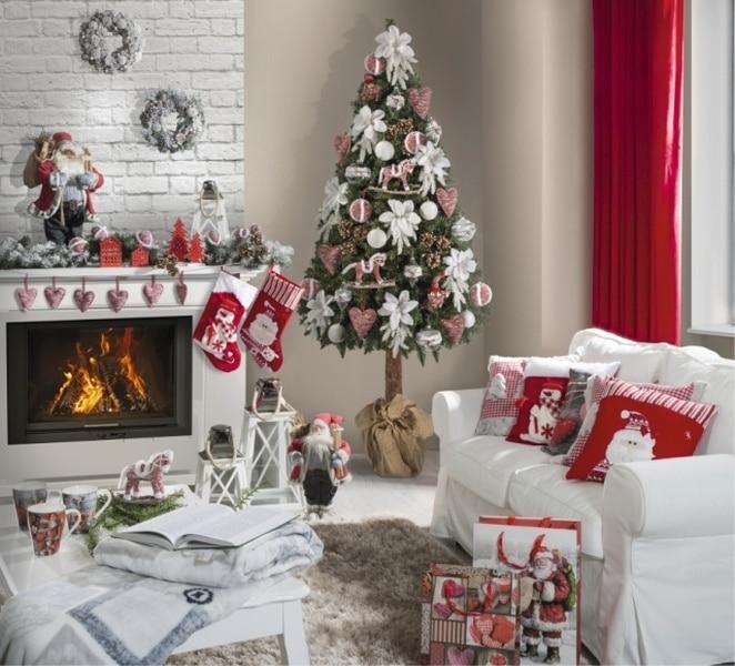 Dekoracja świąteczna; Eurofirany