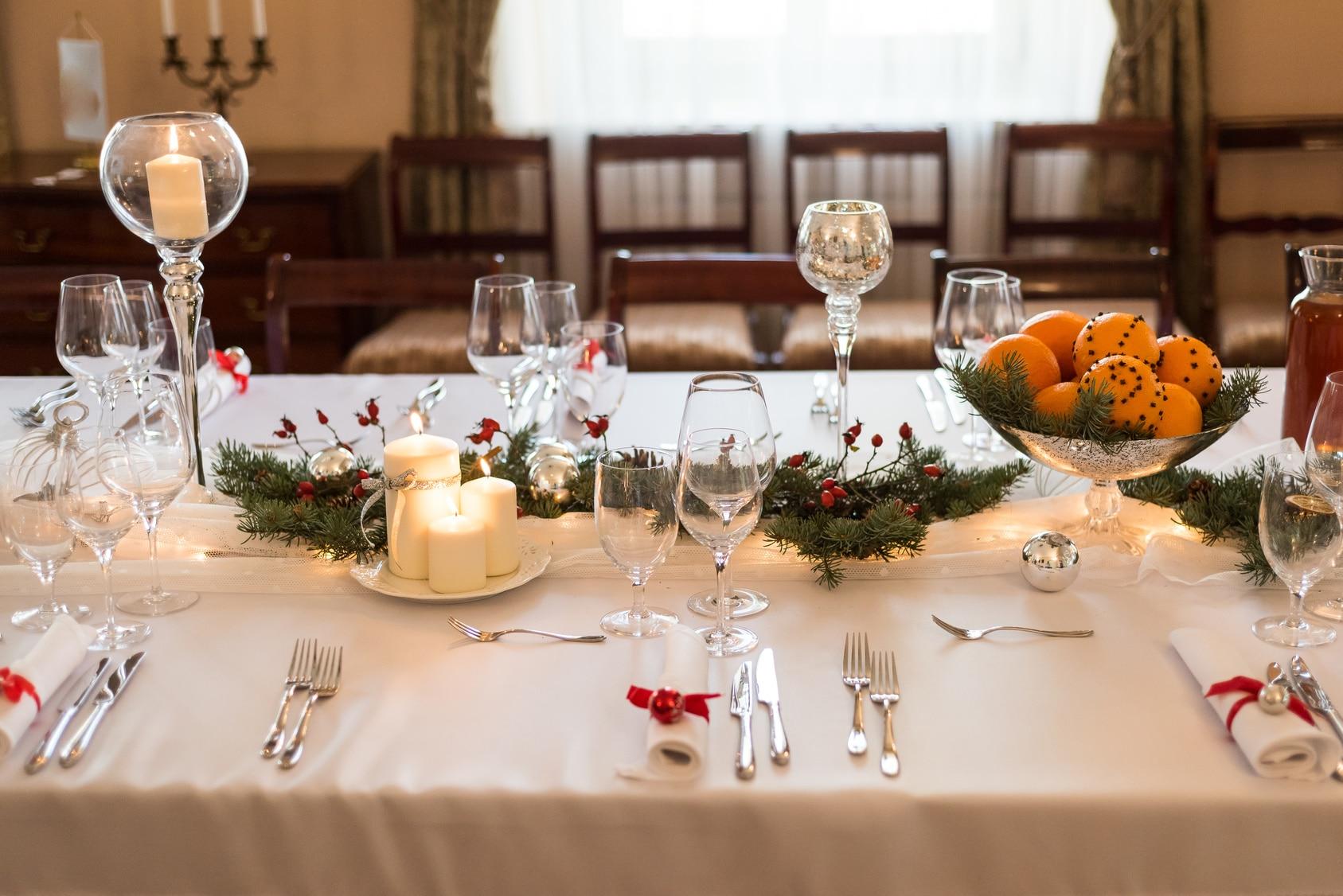 Świąteczny stół, fot. Fotolia