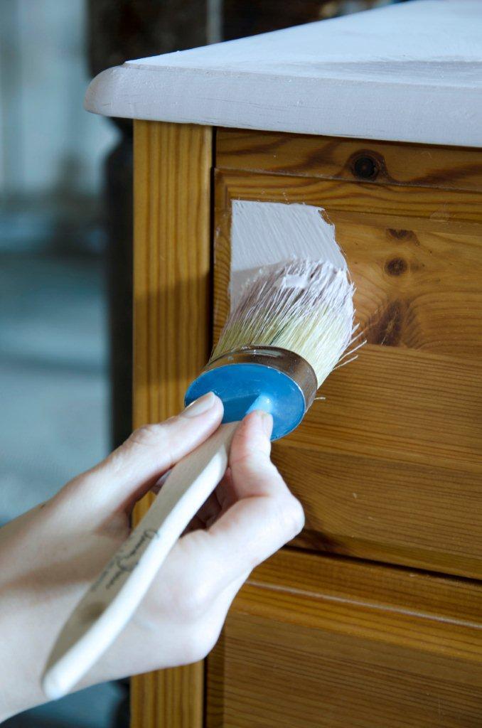 Malowanie farbą Annie Sloan