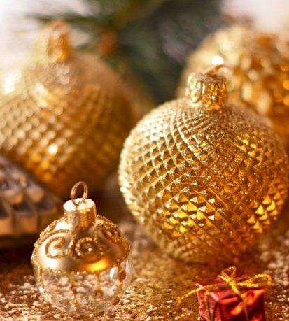 Świąteczne ozdoby (fot.  Agata home)