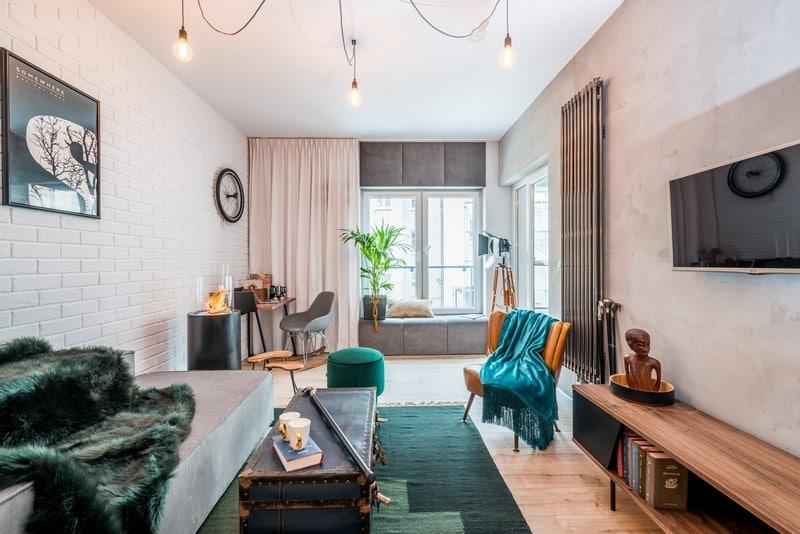 MIeszkanie dla pary - Nowa Papiernia Ultra Nova