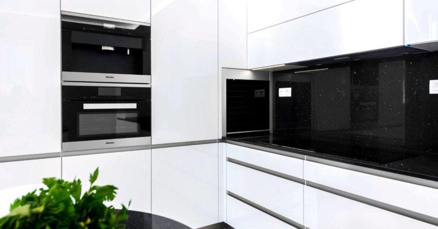 Laminat Na ścianę W Kuchni Kuchnia