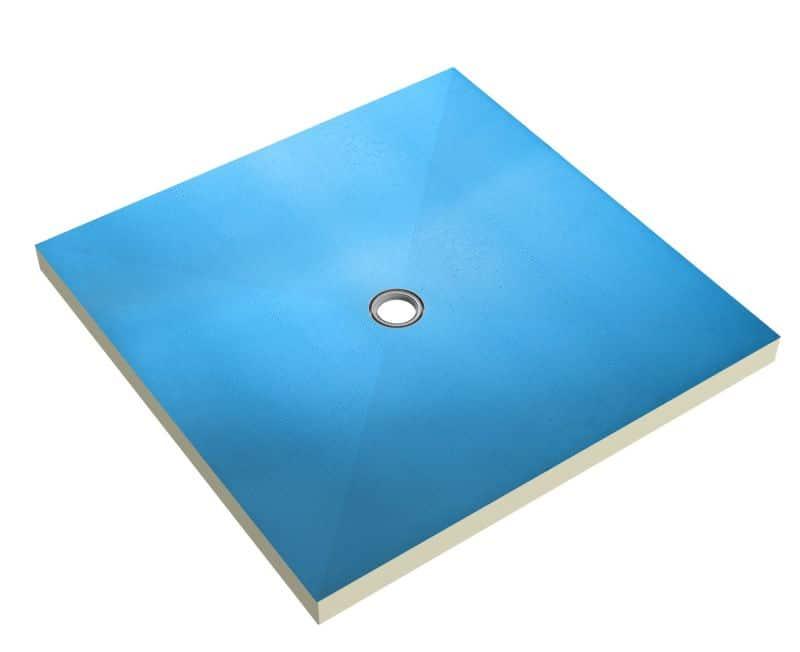 Płyta brodzikowa Ultrament z centralnym odpływem punktowym Sugerowana cena: od 600-890 zł (w zależności od wielkości)