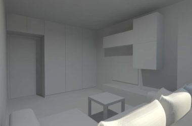 Pokój dla dwojga – propozycja projektanta