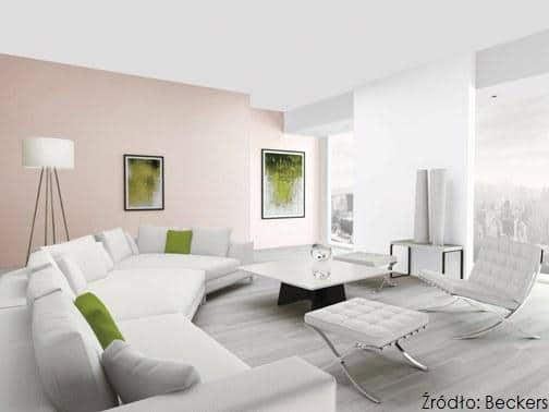 Beckers Designer Vaggfrag kolory Desert rose; Zen