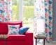Mieszkanie na wiosnę – odmiana dzięki tkaninom