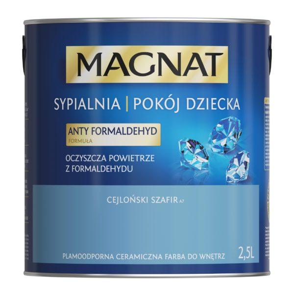 Farba MAGNAT usuwająca formaldehyd z powietrza