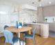 Mieszkanie w pastelach – kobiecy apartament