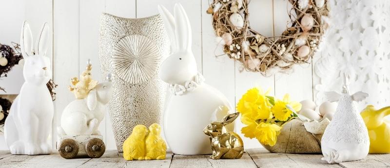 home&you Wielkanoc z żółtymi akcentami