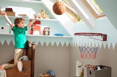 Bezpieczny pokój dziecka